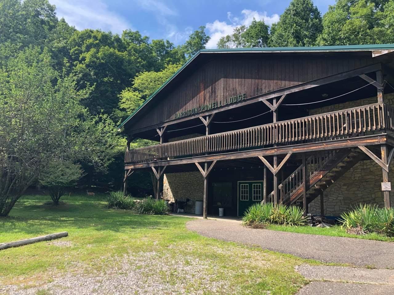 Harrison - Powell Lodge