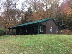 Outside Foundation Lodge