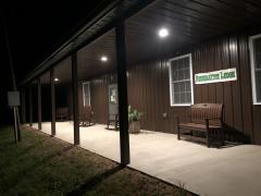 Foundation Lodge Porch